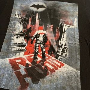 DC Comics Red Hood